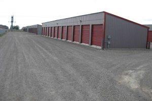 Rexburg Self Storage Unit